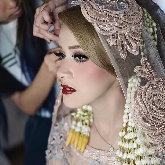 Wedding Hanun & Yusuf by Imel Vilentcia Make Up Artist - 003