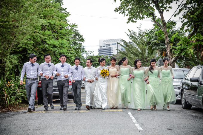 CC&O's Wedding  by Levian Florisen - 005