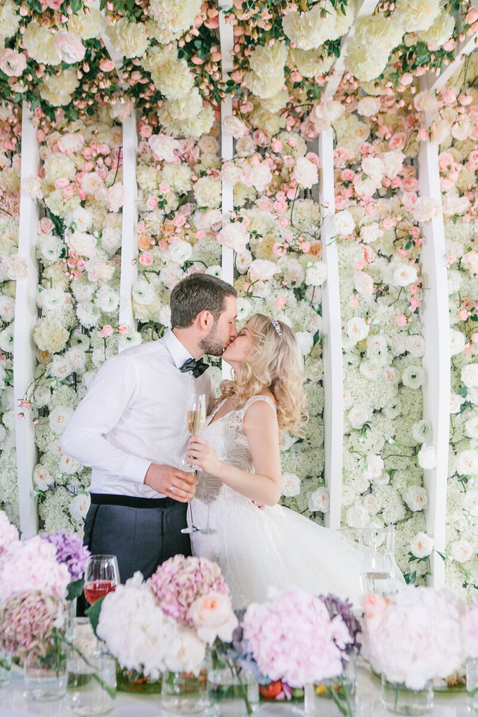 Romantic wedding by Maria German Decor by Maria German decor - 019