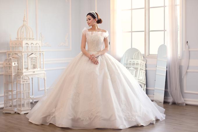 Mg Wedding Dress by UTOPIA STUDIO - 005