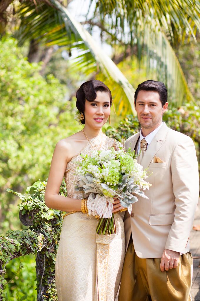 Sampran Village Thailand Wedding  by Fleuri - 013