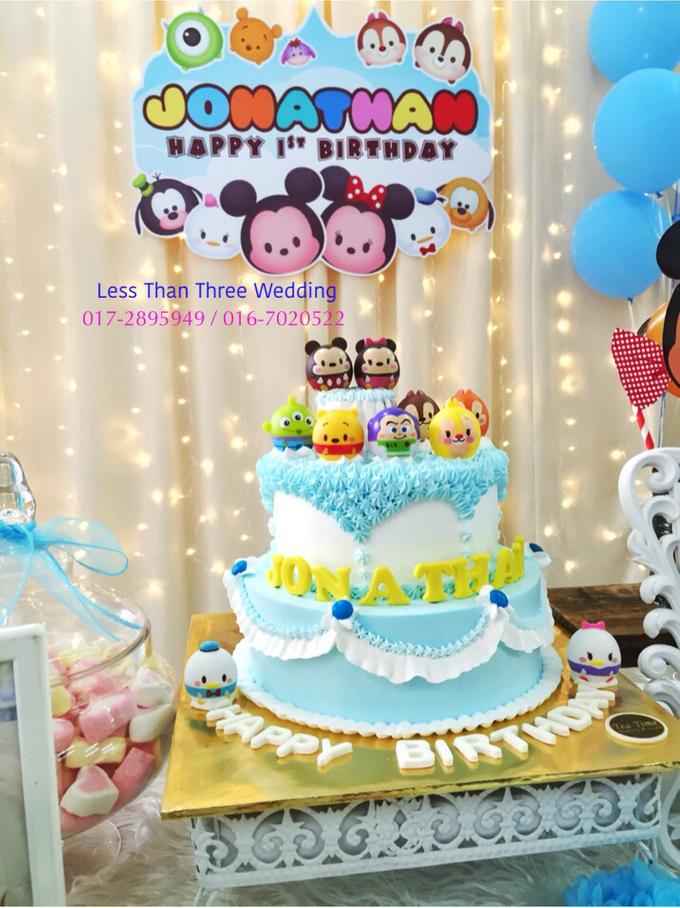 Birthday Decoration by Less Than Three Wedding - 020