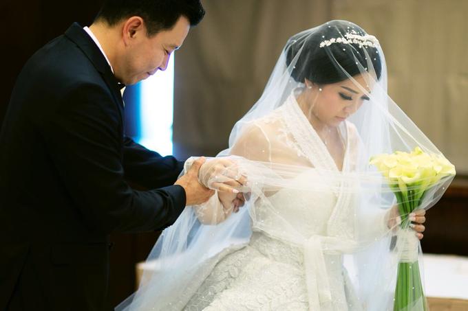 The Wedding of Mark Nah & Florencia Salim by AS2 Wedding Organizer - 008