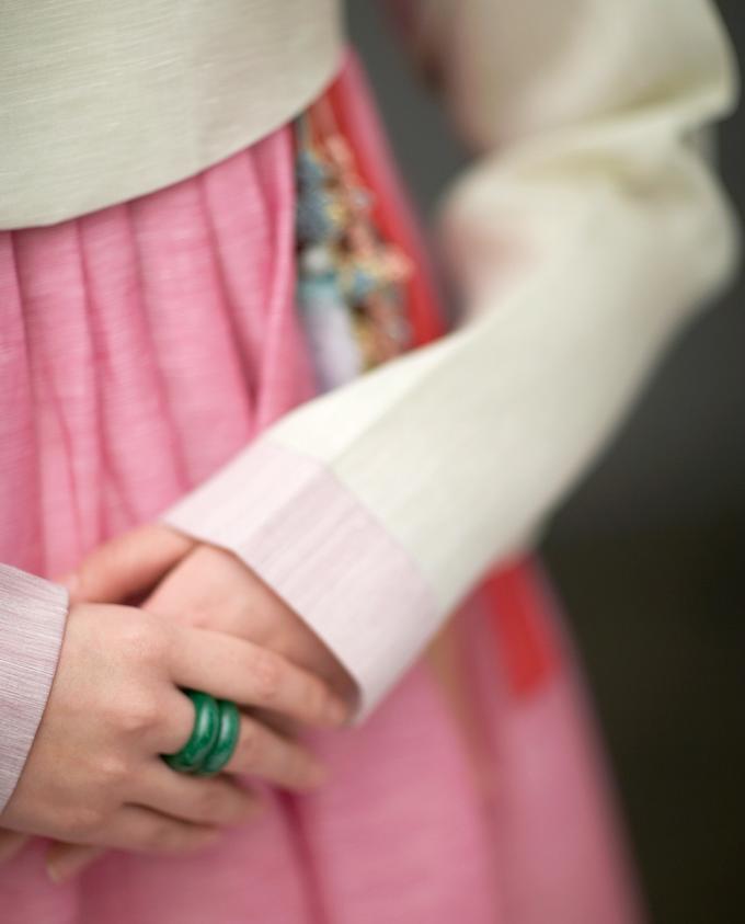 Hanbok (Korean Traditional Clothing) by LesAiles Studio - 011