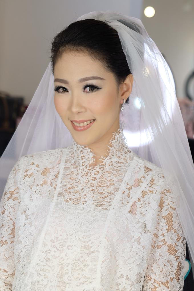 Ria wedding makeup by Amanda Makeup Artist - 007