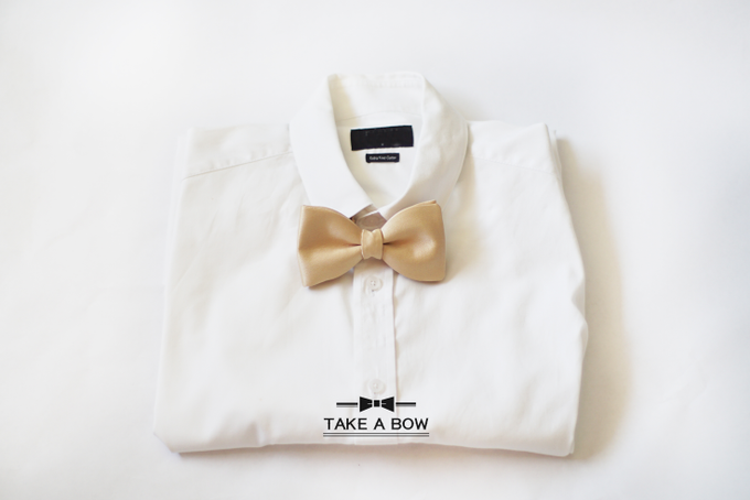 [NEW] TIE SET WITH SUSPENDERS by Take A Bow Tie - 002