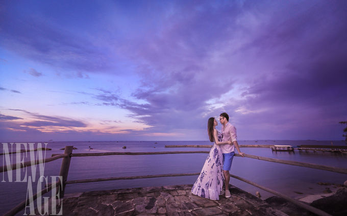 Pre-wedding @ Bintan by NEW AGE Photo Studio - 001