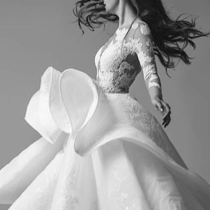 Wedding Gowns  by Paris Dress - 035