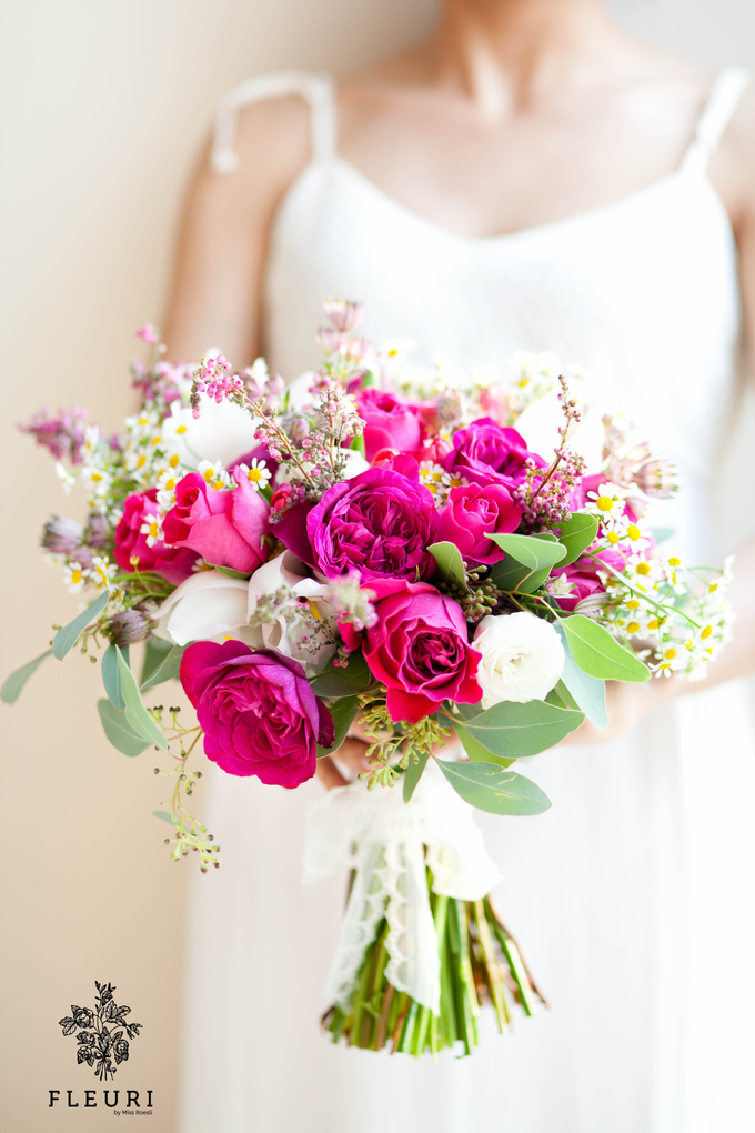 Bridal Bouquets by Fleuri - 008