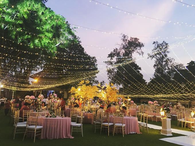 Balinese Wedding Reception of Ina & Dwipa by Tirza Zoraya - 011