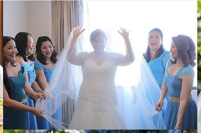 PLUS SIZE WEDDING DRESS by TS BRIDAL BALI - 005