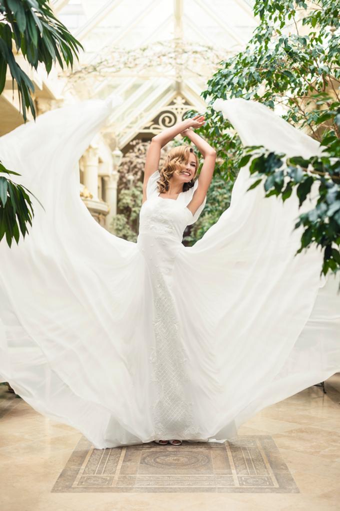 """My Little Bird"" Wedding Dresses Collection  by APILAT - 020"