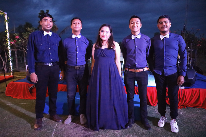 Mamik & Arlin Wedding Party by Middle-Hi Band - 002