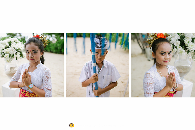 ILZE & MARTINS Wedding by Courtyard by Marriott Bali Nusa Dua - 026