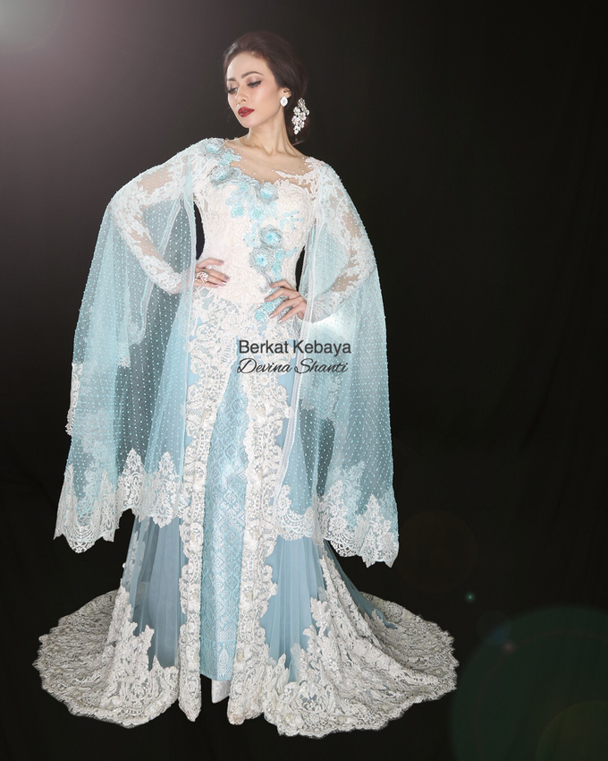 Wedding Gowns by Berkat Kebaya By Devina Shanti - 026