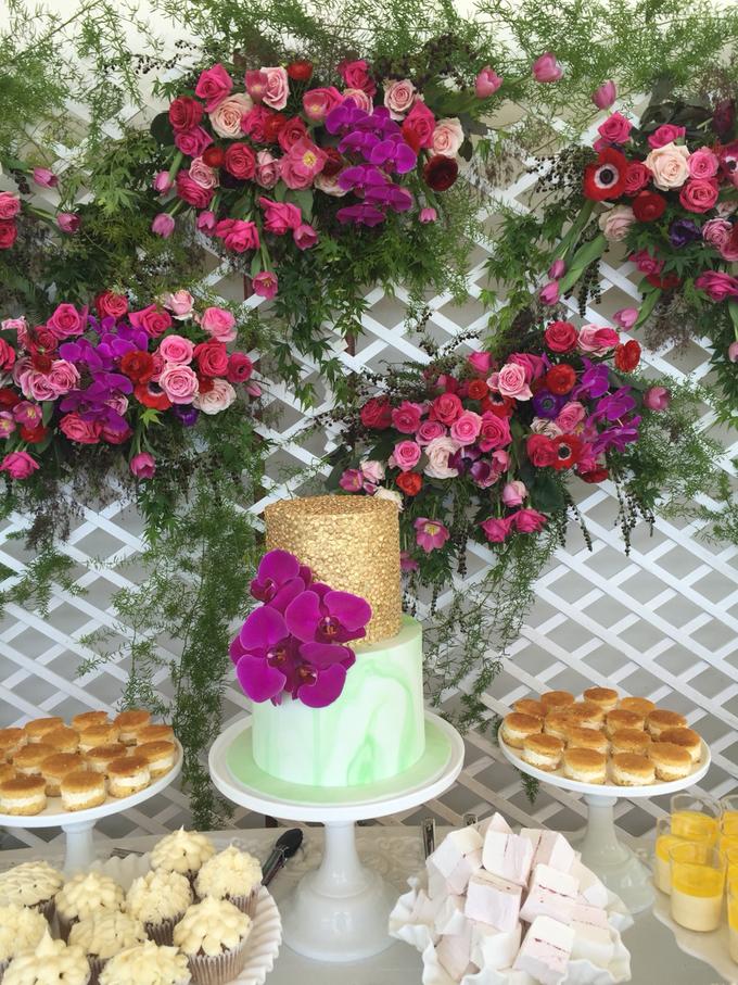 Maryroses Bridal Shower by Sydney Floral Events - 002