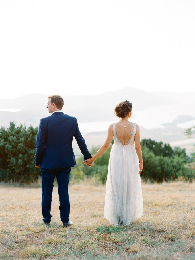 Wedding in sea by Marry Me agency - 017