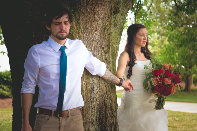 Southern summer wedding  by L&A Event Designs - 019