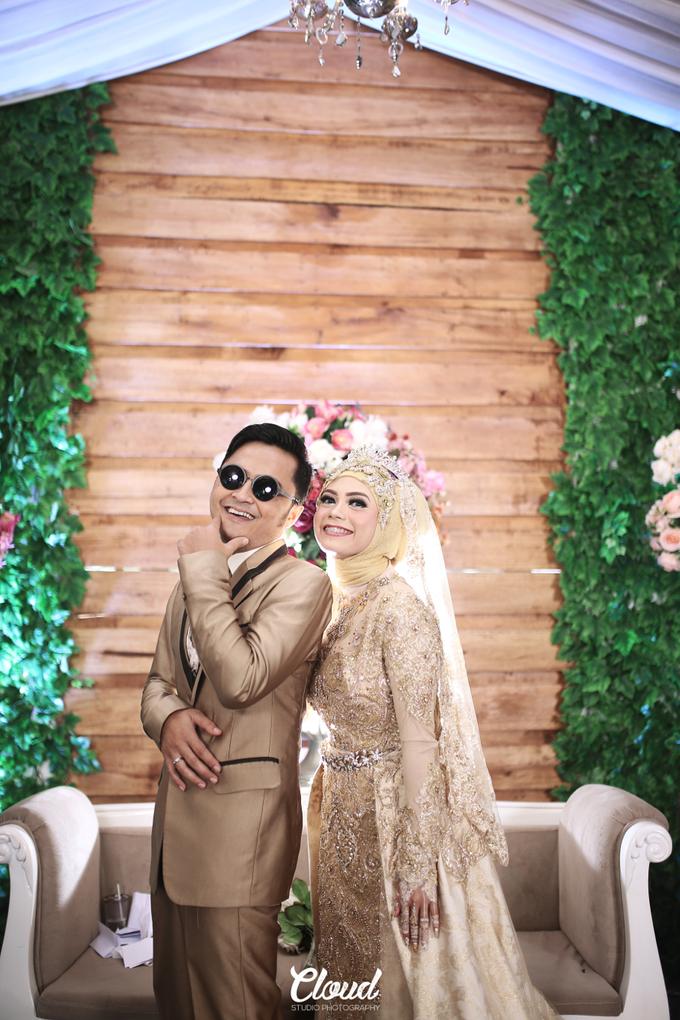 The Wedding of Tryssya + Luthfi by Cloud Studio - 006