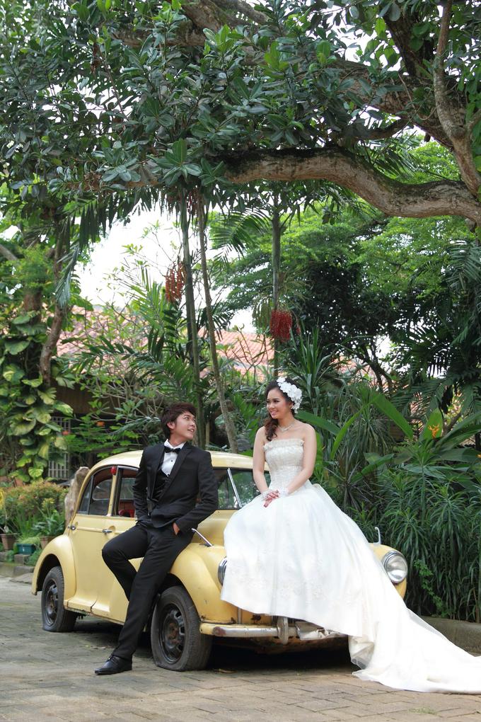 Prewedding Fredy & Mica by Magdalena Young Bridal - 004