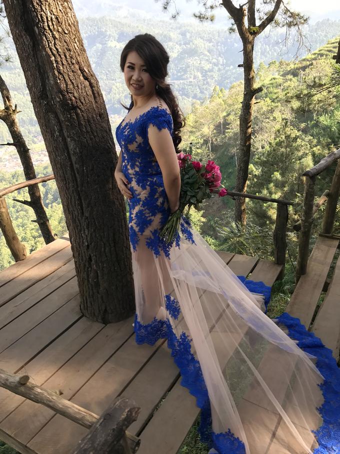 Prewedding by AyuAbriyantimakeupartist - 003