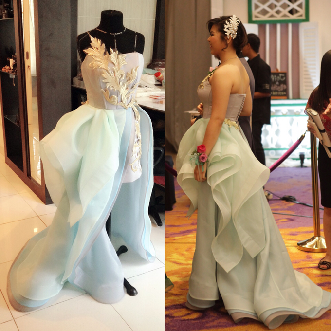 Sister of the Groom &  Bride by Jessica Huang - 027