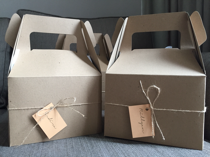 Dinda Ilham's Bridesmaids & Groomsmen Packaging by Palestro Wedding Essentials - 002