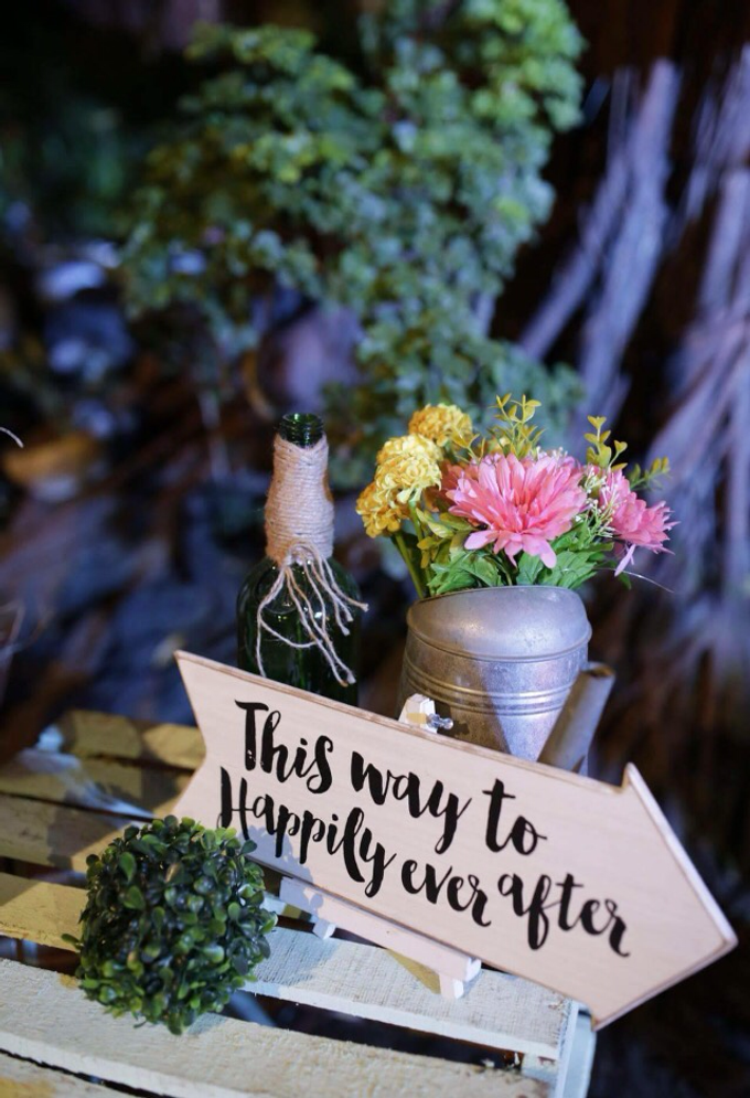 Rustic Wedding by Kathryn's Passion - 013