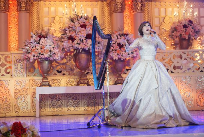 Angela July - A wedding full of memory by Imelda Hudiyono Bride - 002