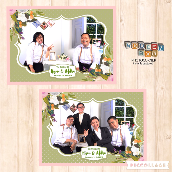 From The Wedding of Hisan & Aditha by Woodenbox Photocorner - 002