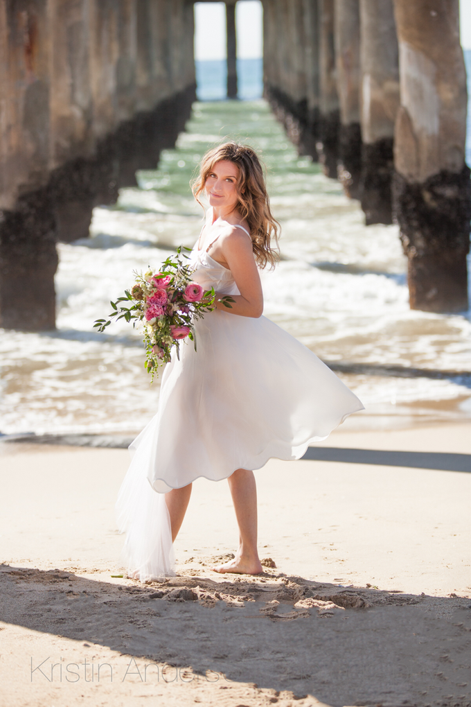 Jeaneane at the beach by Kristin Anderson Photography - 005