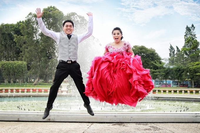 Prewedding Photos of Chinmi & Gloria by Magdalena Young Bridal - 003