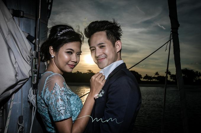 Yacht Pre Wedding by memorymusk - 008