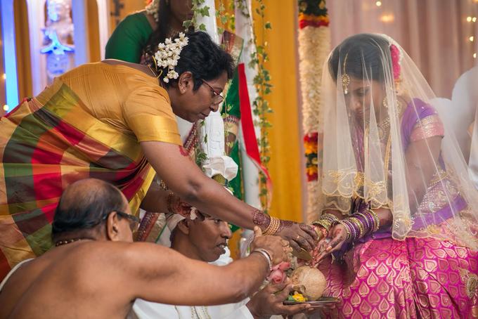 Kumaran & Rathinee Indian Wedding Ceremony by Jamaze Gallery - 008