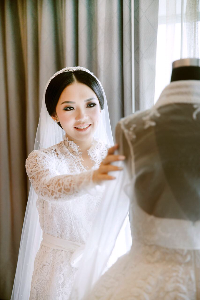 The Wedding of Mark Nah & Florencia Salim by AS2 Wedding Organizer - 012