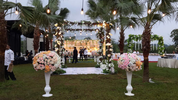 Wedding Decoration by MASON PINE HOTEL - 006