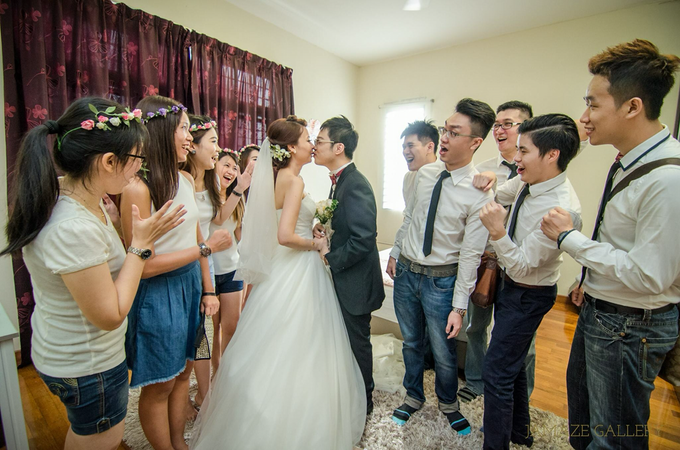 Kah Pei & Sook Kwan Wedding Ceremony by Jamaze Gallery - 016