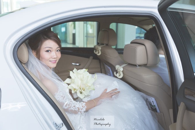 Blissful Wedding at the Halia by The Halia - 005