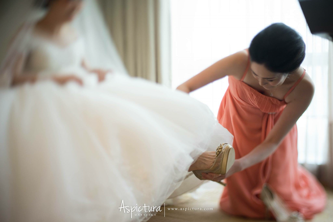 Wedding Day Michael and Dian by de_Puzzle Event Management - 010