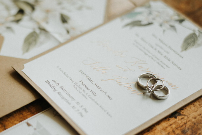 Hendri & Sella Wedding by It's True Wedding Planner and Decoration - 004