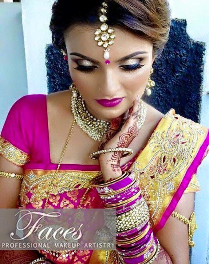 Bridal Portfolio by Faces by SudhaG - 037