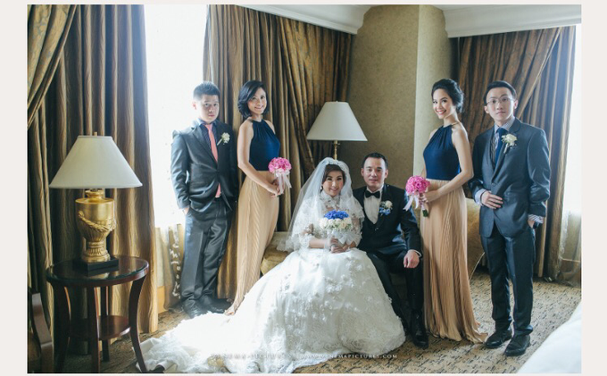 Edy & Dovieke Wedding by MOSCATO MOMENTS EVENTS - 014