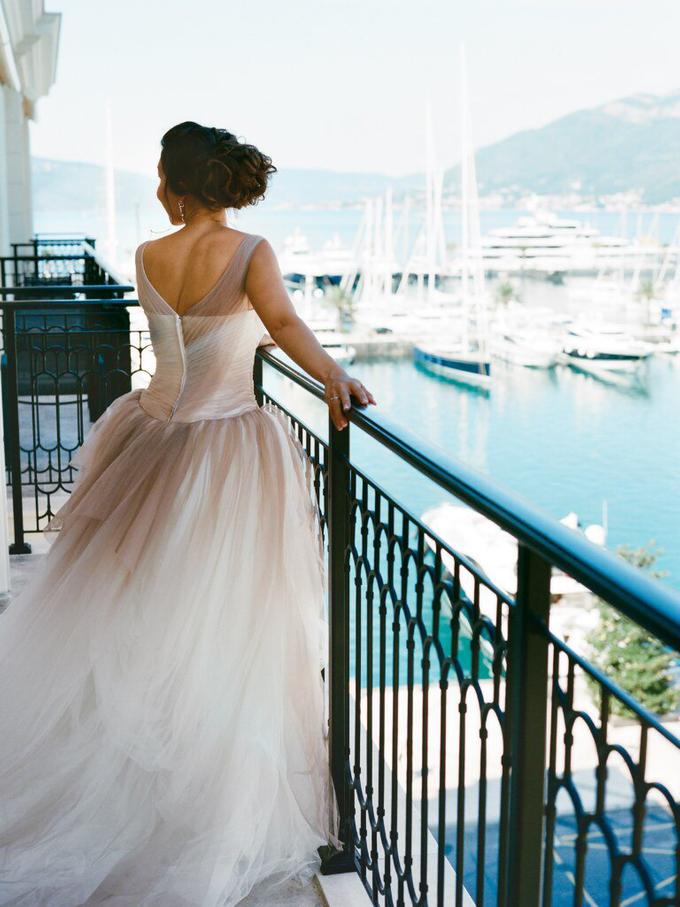 Wedding in sea by Marry Me agency - 001