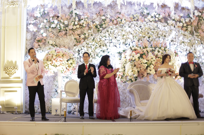 The Wedding of Renald & Debbie by Elbert Yozar - 017