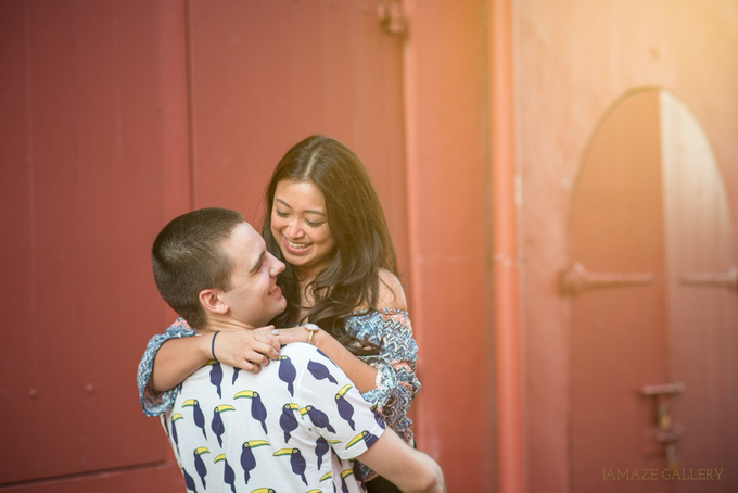 Jacob & Hannah Engagement Portrait Shooting by Jamaze Gallery - 004