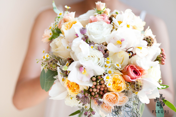 Bridal Bouquets by Fleuri - 011