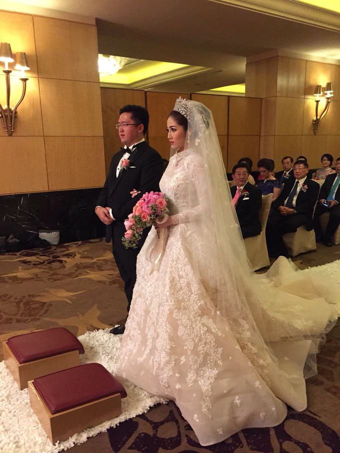 Wedding Kurniawan & Gaby by MARK & CO - 005