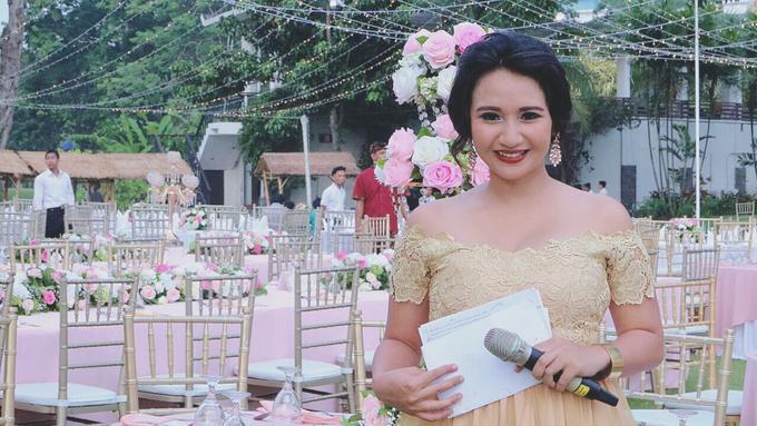 Balinese Wedding Reception of Ina & Dwipa by Tirza Zoraya - 001