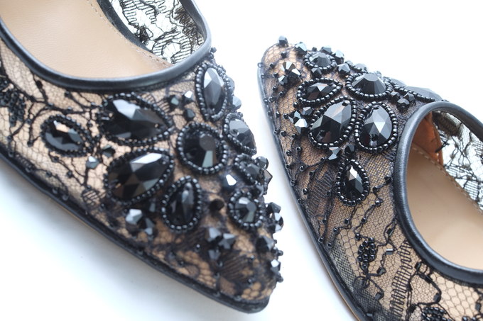 Embellishment on shoes, by CAVA PRIVÉ - 007