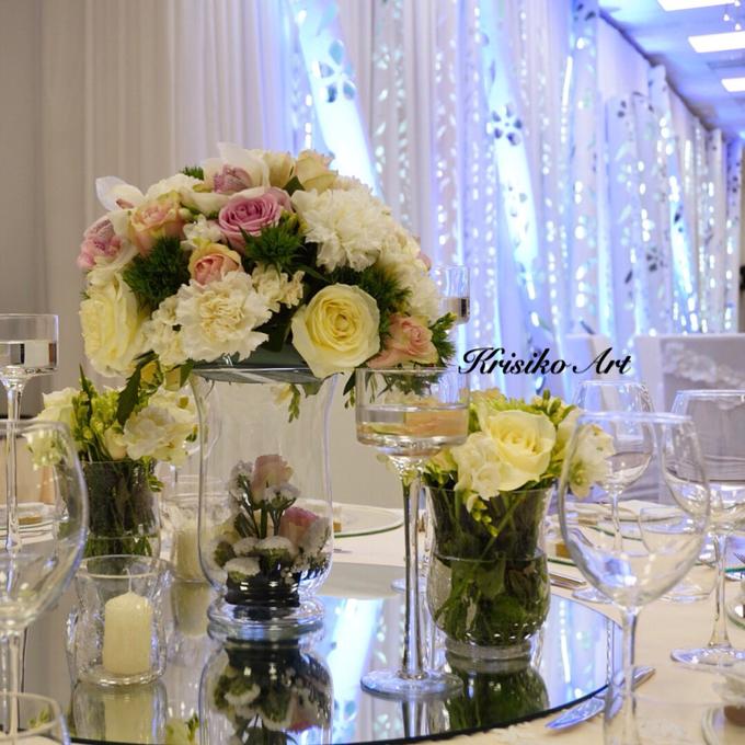 Bucur & Ilir Wedding by Krisiko Art - 002